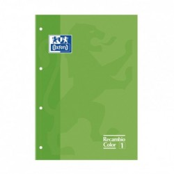 RECAMBIO OXFORD A4+ - 80...