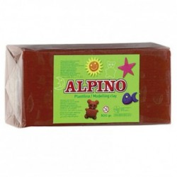 PLASTILINA ALPINO 150GRS...