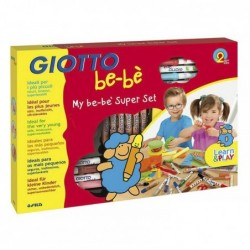 SUPER SET GIOTTO BE-BÉ CON...